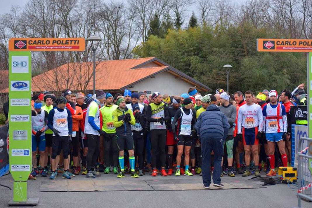 Giro del colle di San Michele 2017