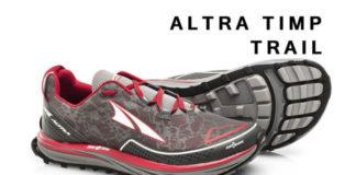 Altra Timp Trail recensione
