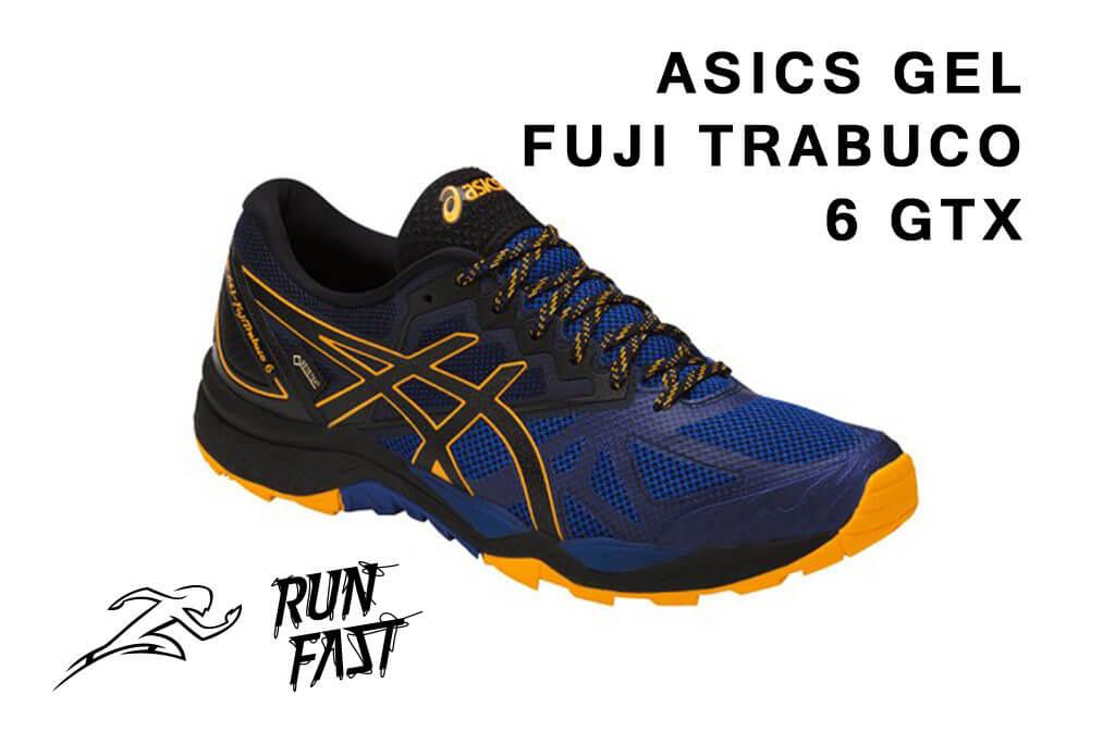 Asics Gel Fuji Trabuco 6 GTX