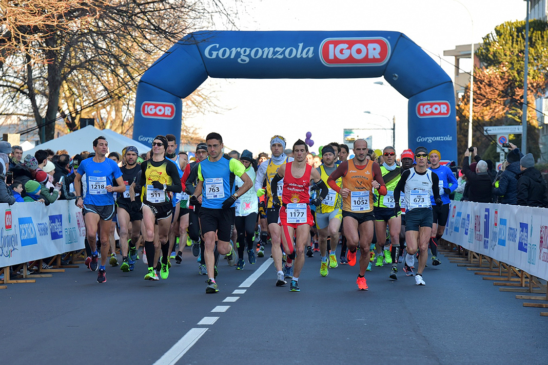 Mezza maratona di San Gaudenzio 2018 (classifica e foto)