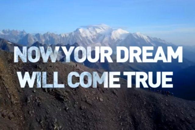 UTMB 2018 - Now your dream will come true (video ufficiale)