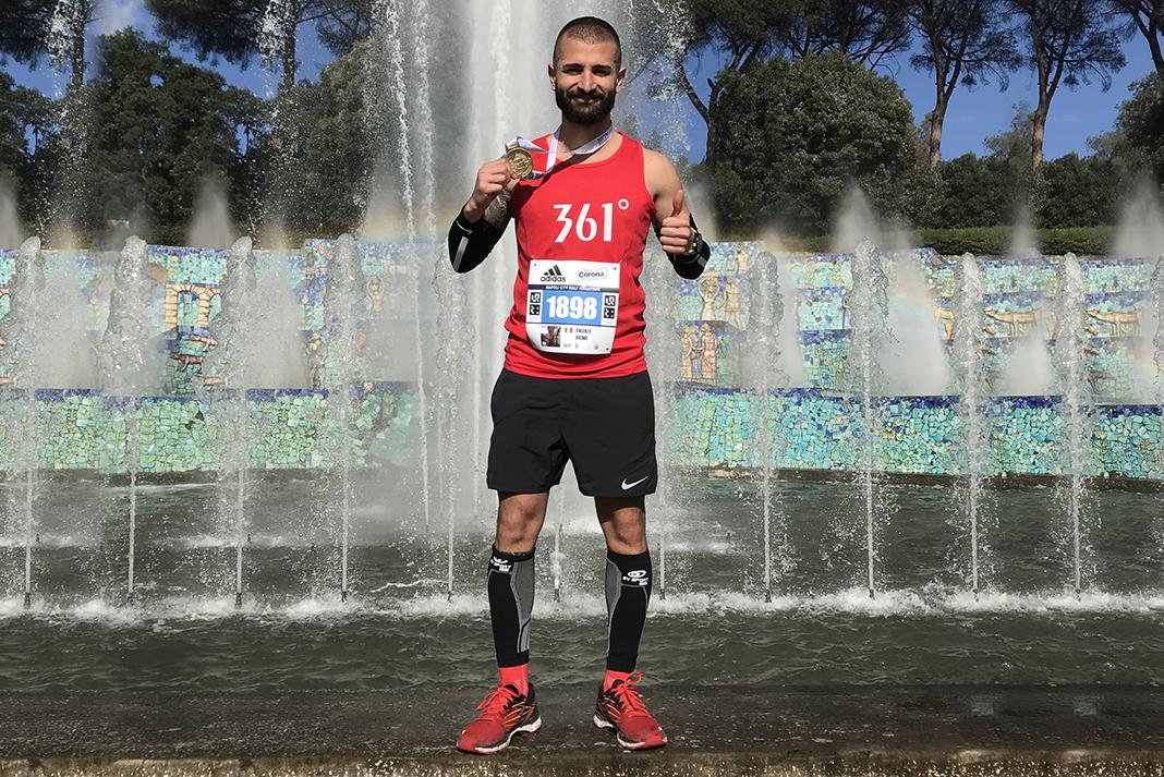 Cover Napoli City Half Marathon raccontata da Vincenzo Docimo