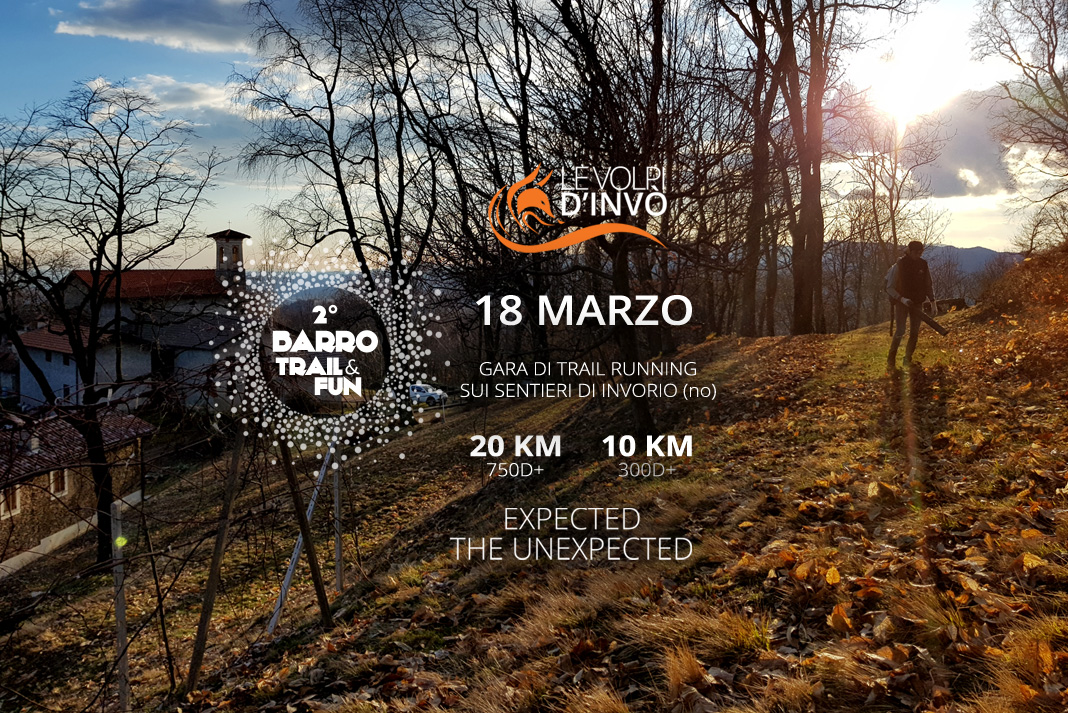 Barro Trail & Fun 2018