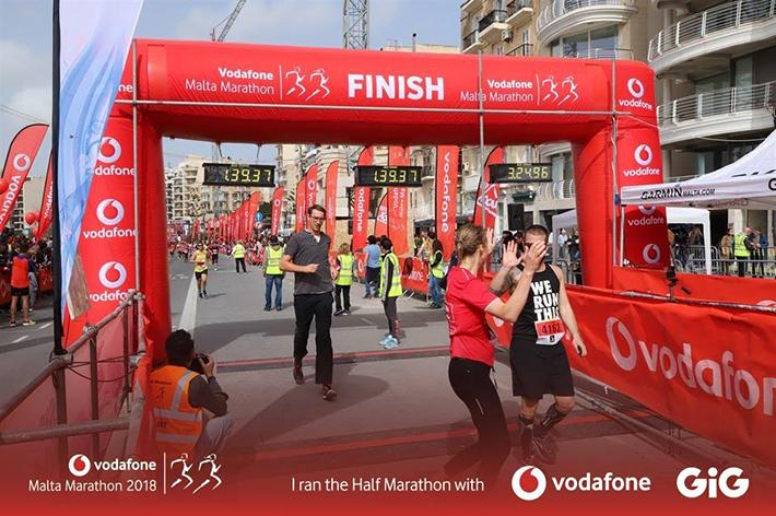 Malta Half Marathon raccontata da Vincenzo Docimo e Dario