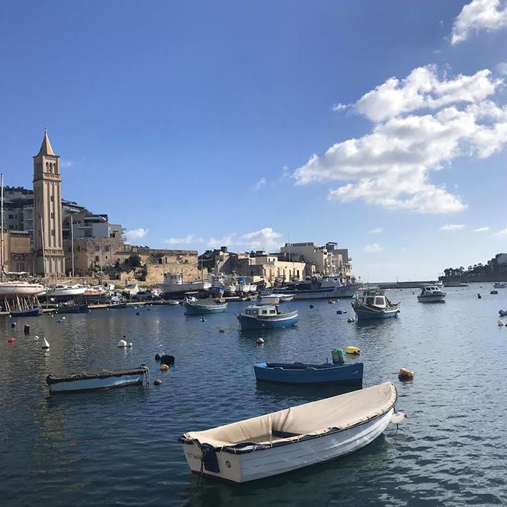 Malta Half Marathon raccontata da Vincenzo Docimo mare