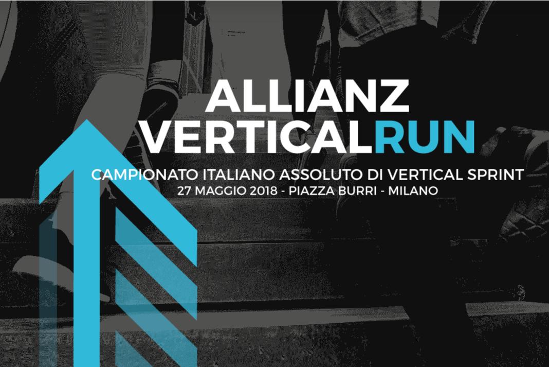 Allianz Vertical Run 2018 (classifica e foto)
