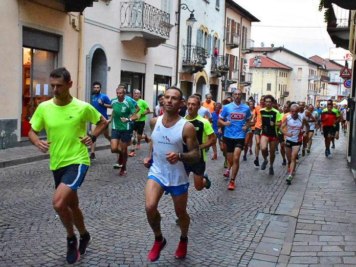 Serravalle Sesia serale 2018 (classifica e foto)
