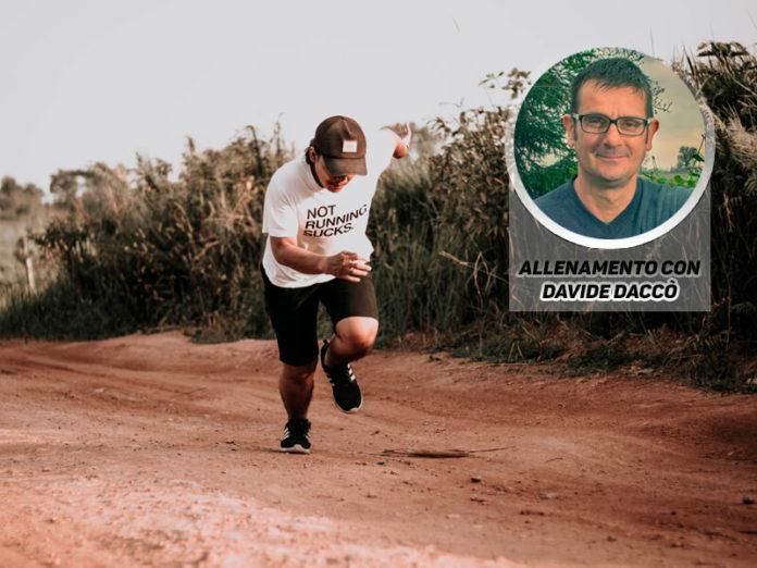 Le ripetute brevi in salita Davide Daccò Run Fast