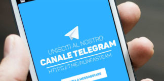 Run Fast sbarca su Telegram