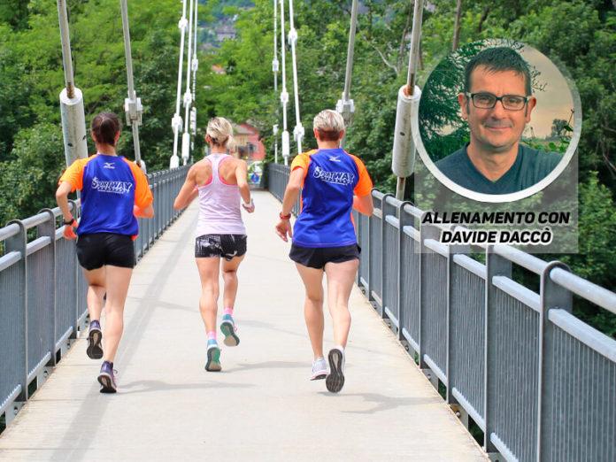 L'adattabilità nella corsa