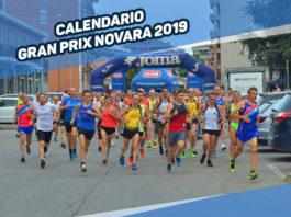 Calendario gare Gran Prix Novara 2019
