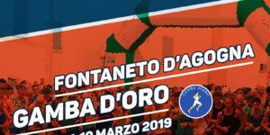 Gamba d'Oro Fontaneto d'Agogna 2019 (classifica e foto)