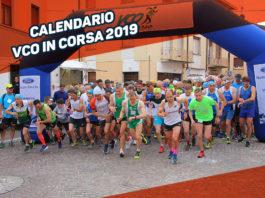 Calendario gare VCO in Corsa 2019