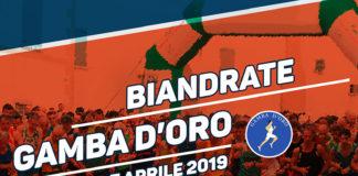Gamba d'Oro Biandrate 2019 (classifica)