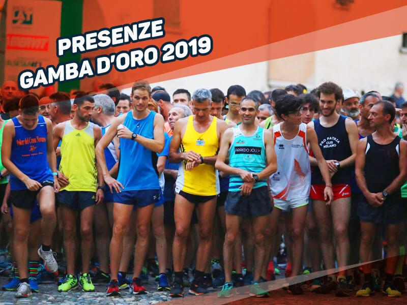 Calendario Gamba Doro 2020.Presenze Gamba D Oro 2019 Run Fast