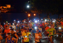 Lago d'Orta Night Run 2019 (classifica e foto)