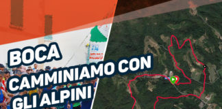 Camminiamo con gli Alpini Boca 2019 (classifica)