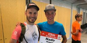 Quattro chiacchiere con Nadir Maguet dopo la Marathon du Mont Blanc