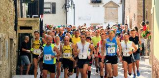 Presentato il 2° Monte Gazza Wild Running