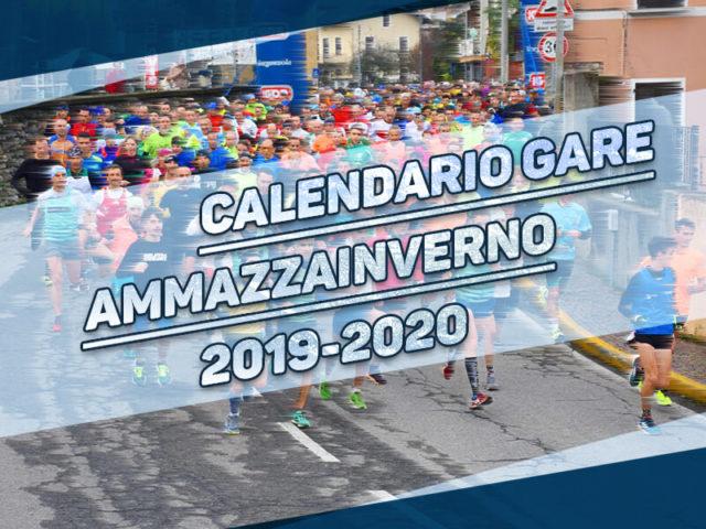 Calendario Ammazzainverno 2019-2020