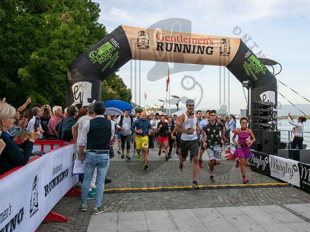 Gentlemen's Running Arona 2019 (classifica e foto)