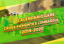Calendario cross Piemonte e Lombardia 2019-2020