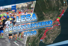 Ammazzainverno Lesa 2020 (classifica)