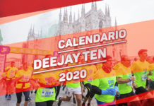 Calendario Deejay Ten 2020