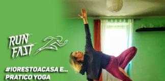 #iorestoacasa e… pratico yoga