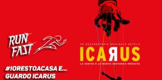 #iorestoacasa e... guardo Icarus