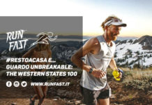 #restoacasa e… guardo Unbreakable The Western States 100