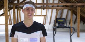 Matthias Kyburz proverà a battere il record del mondo nei 50 km sul tapis roulant