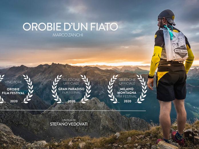 Orobie d'un fiato, le emozioni di Marco Zanchi in un documentario