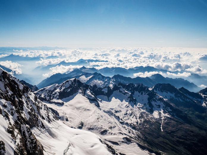 Arrivederci al 2021 in vetta al monte Rosa