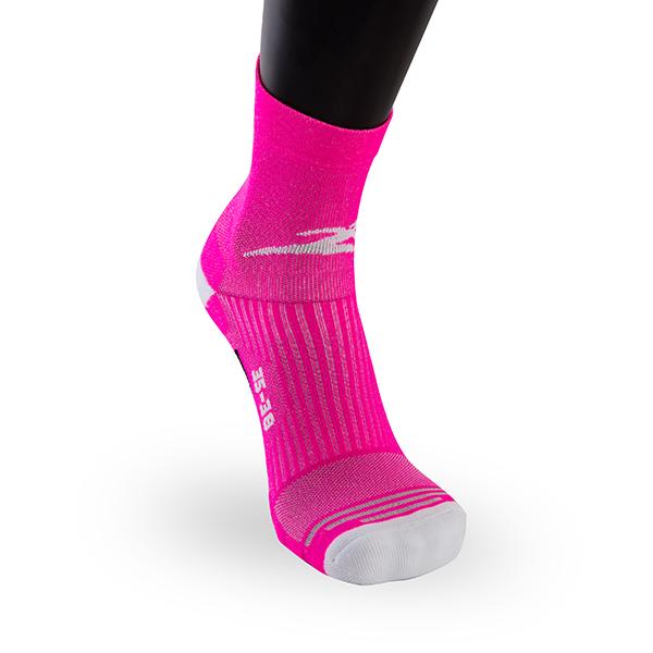Classic Run Fast socks fucsia