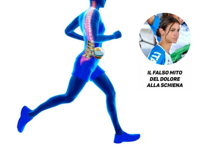 Il falso mito del dolore alla schiena