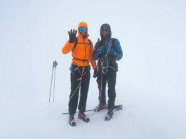 Missione 4x4000 compiuta per Davide Cheraz e Pietro Picco