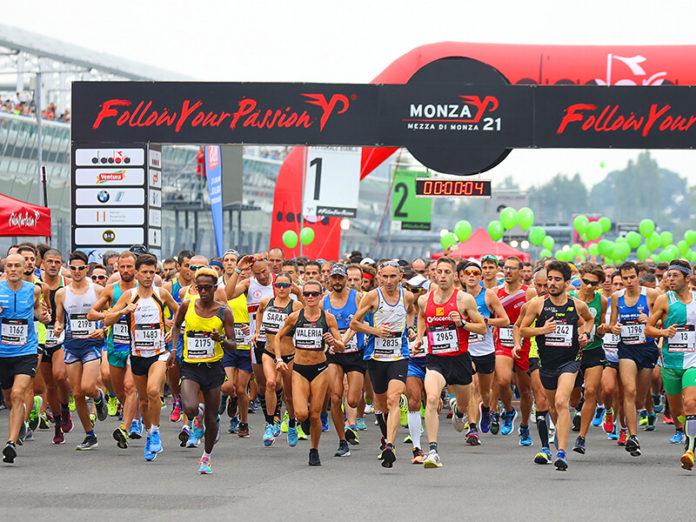 La Monza21 Half Marathon 2020 si correrà sabato 12 e domenica 13 settembre