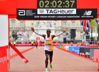 La maratona di Londra si correrà domenica 4 ottobre, ma sarà solo per gli atleti élite