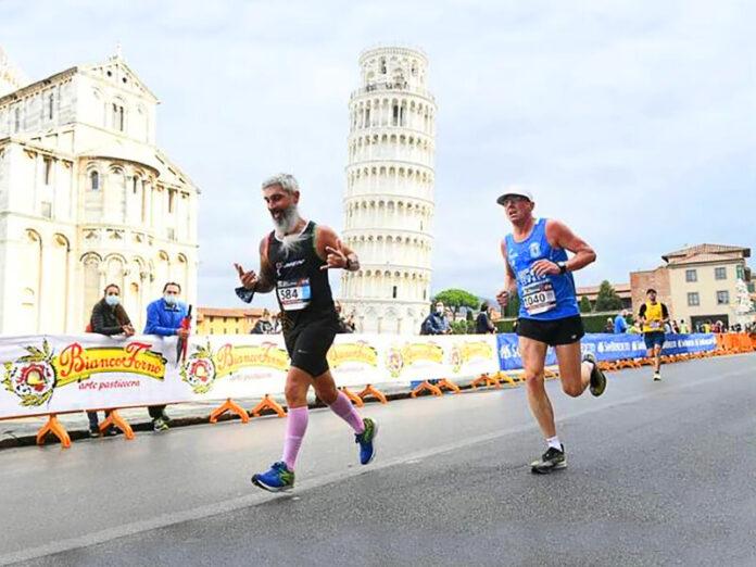 Pisa half marathon 2020 (classifica e foto)