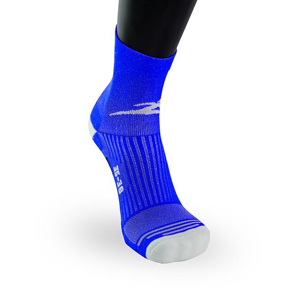 Classic Run Fast socks blu