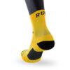 Classic Run Fast socks giallo retro