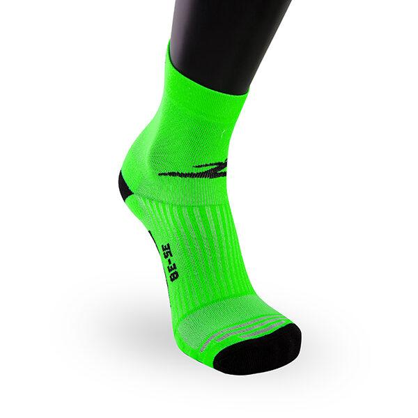 Classic Run Fast socks verde fluo